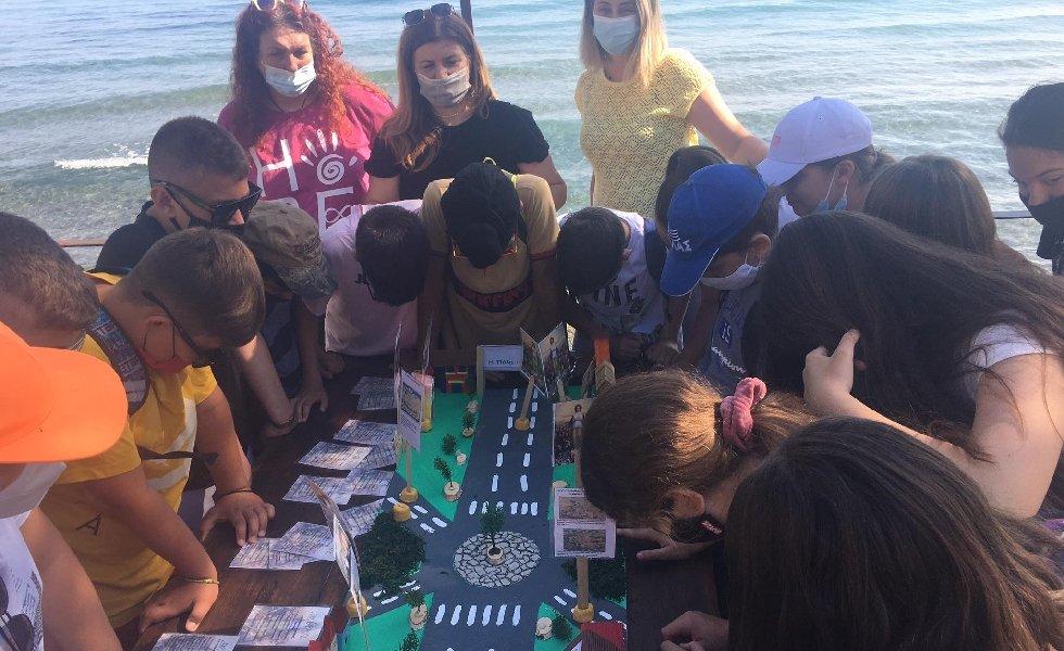 Εκπαιδευτικό πρόγραμμα στον Πύργο Δομενεγίνη για το 4ο Δημοτικό- Στα πλαίσια του εορτασμού των 200 χρόνων από την Ελληνική Επανάσταση